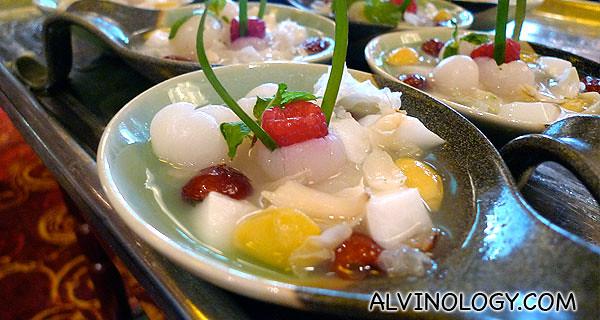 新加坡风味 民间甜品 - Cheng Tng