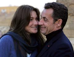 Sarkozy dan Carla