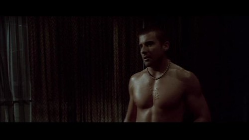 Dominic Purcell Shirtless