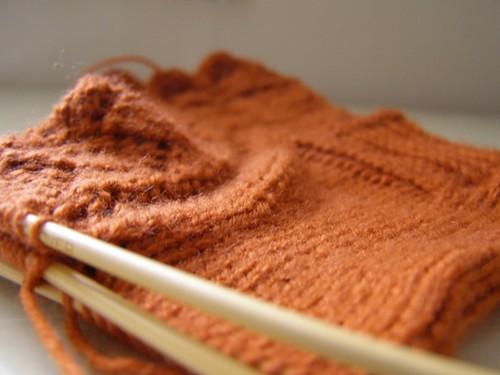 Tabi Sock closeup