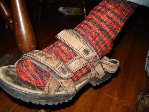 Skeptic socks