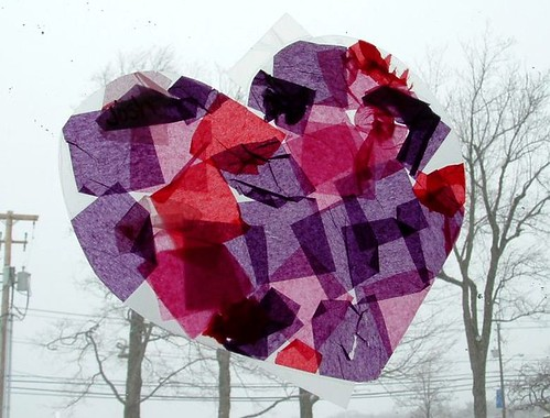 Colorful Heart, Monochrome World