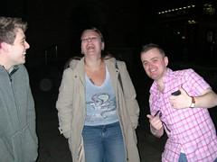 Robin, Helen & Dave