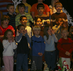 Van-Far Elementary Christmas Program