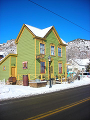 Colorful Virginia City