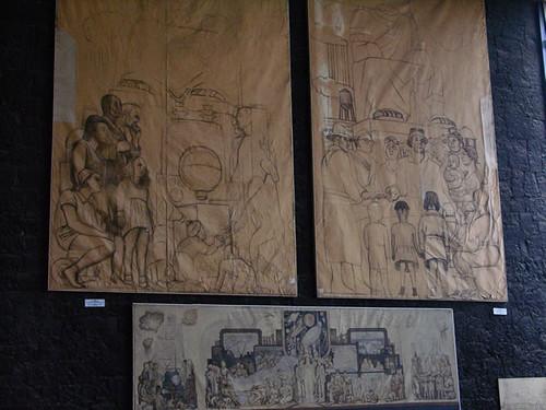 Hanging Murals