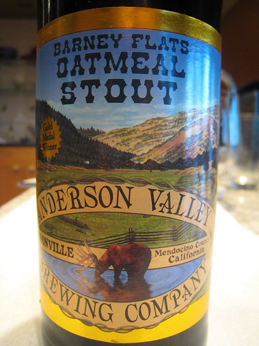 Anderson Valley's Oatmeal Stout
