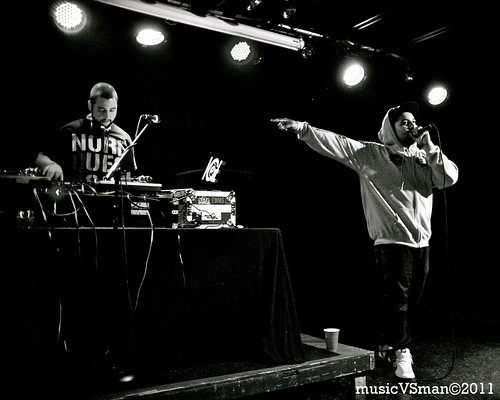 Steddy P & DJ Mahf @ The Firebird - 05.16.11