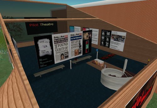Pilot theatre hub - Exhibition Gallery
