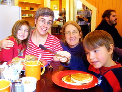 Elmer's with Kelli Ann and Family1