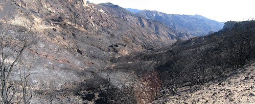 Corral Canyon Panorama Small
