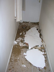 Collapsed ceiling 7