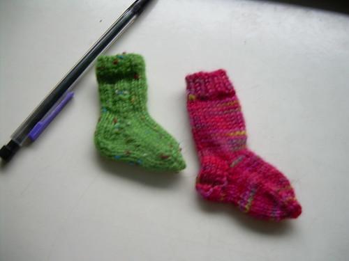 wee tiny socks