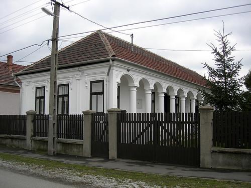 Old house in Kazincbarcika
