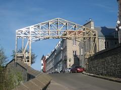 Hope Gate, Québec City