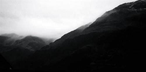 Ochils in Mist