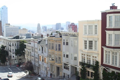 San Francisco is STEEP