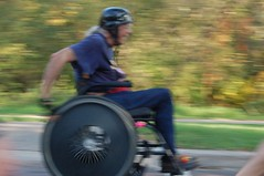 Wheelchair runner