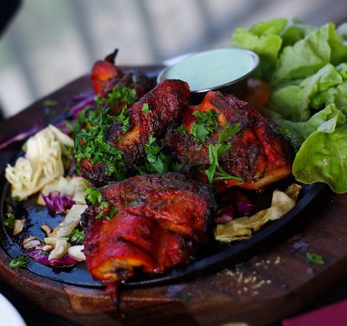 Tandoori Junction: Tandoori chicken by you.