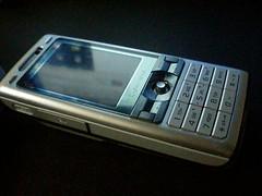My SE K800i