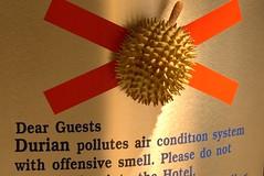 Durian discrimination