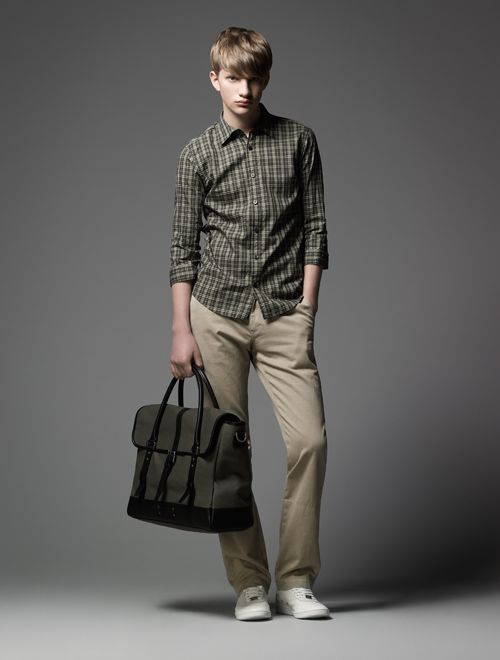 Nils Berglund0030_Burberry Blacl Label SS11