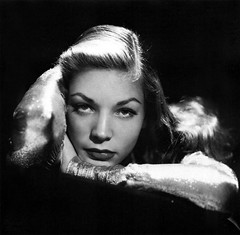 Lauren Bacall by twm1340