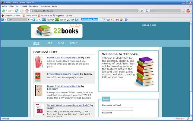 22Books