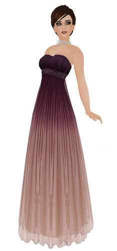Icing Twilight gown