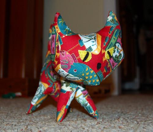 Japanese Lantern Pointy Kitty