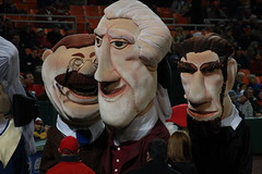 Geico Racing Presidents