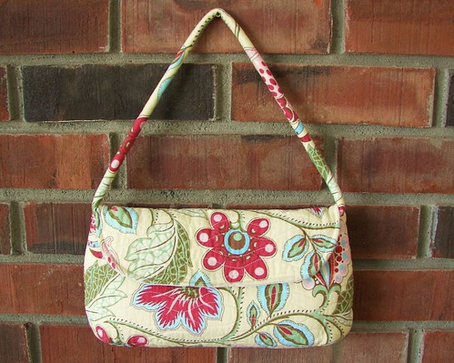 Kwik Sew Clutch-ginger bliss