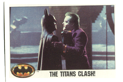 Batman card 2