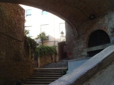 Otro detalle del casco antiguo de Girona