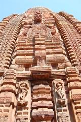 Orissa Temple Shikhara (Deul)
