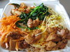 Bulgogi Cart Bibimbap Chicken