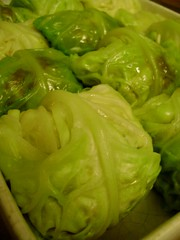 Pretty Stuffed Cabbage