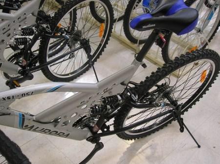 Bicicleta mountain bike Aurora 750-TSX