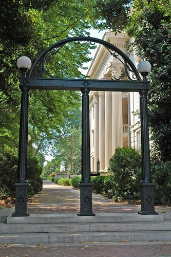 University Of Georgia Arche by Windridgedoc, on Flickr
