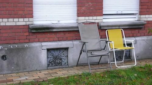 Chaises - Schaerbeek