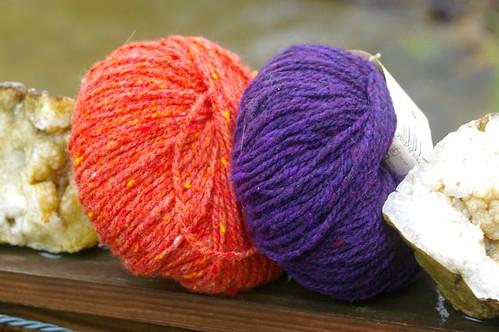 scottish tweed dk
