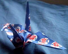 Origami Crane 12