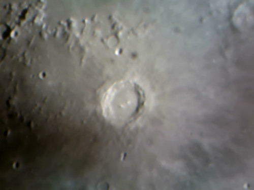 Copernicus Crater on 2/17/08