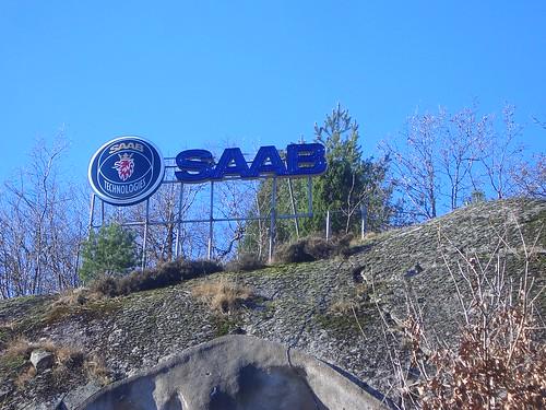 Jonas @ SAAB Space