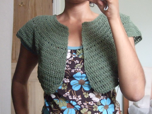olive cardy -progress