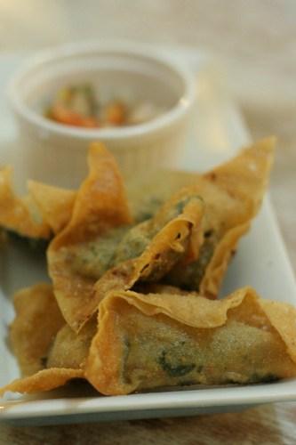 Fried Ravioli at Nomnomnom!