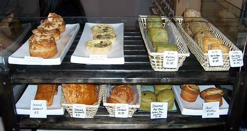 Amai Pastry Case