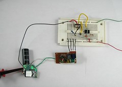 Flash circuit