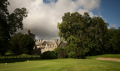 Kilkea Castle (by rutty)