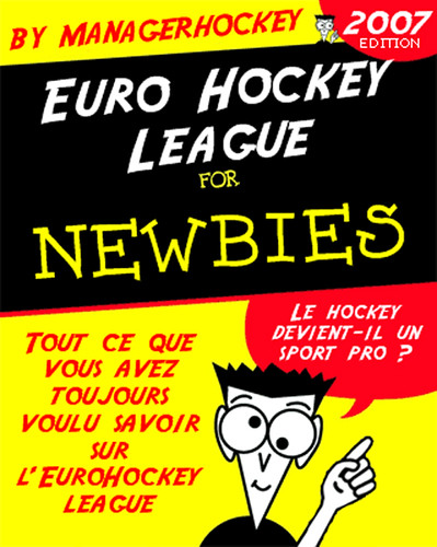 EHL for newbies